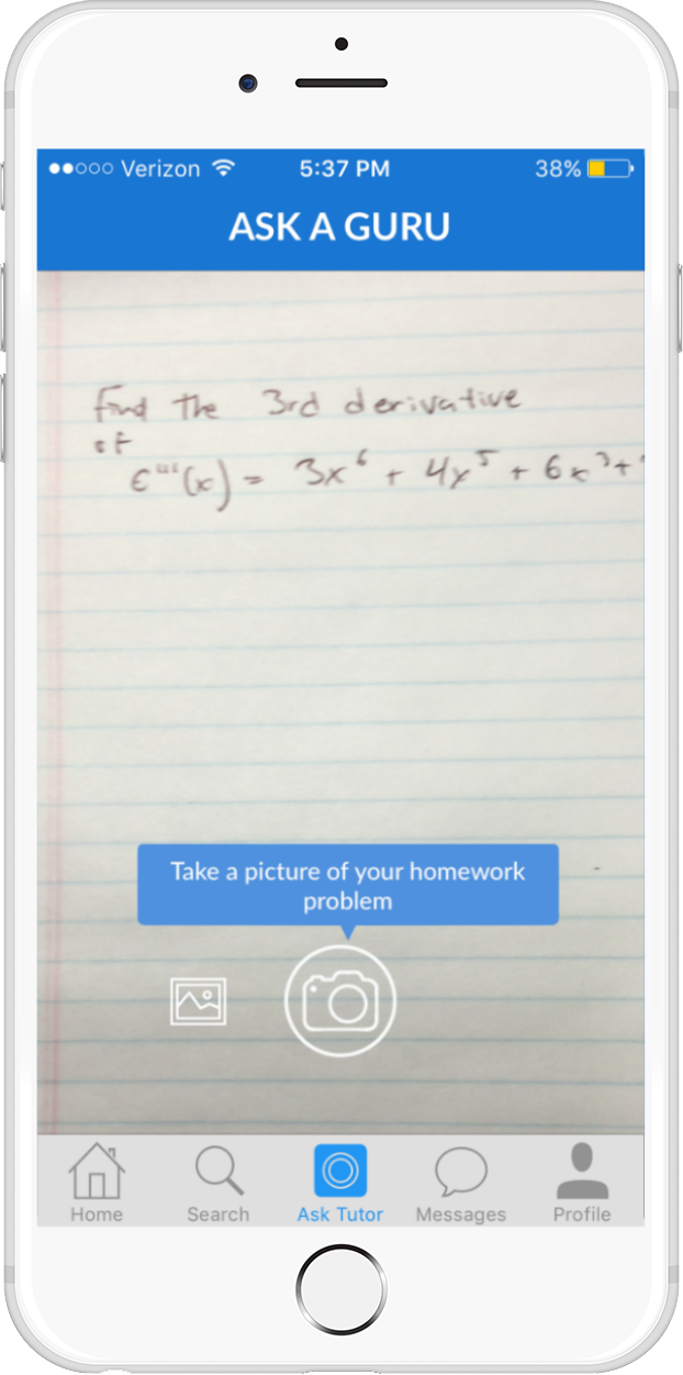 Homework Buddy app for ios     Review   Download  IPA file